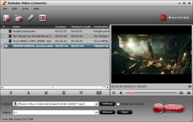 Windows 7 Pavtube Video Converter 4.8.4.171 full