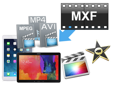 A remarkable MXF video processor