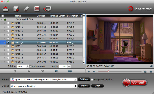 Transfer Internet torrents movies to Apple TV with high quality