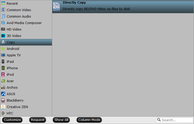 how to copy video into pend drive directly