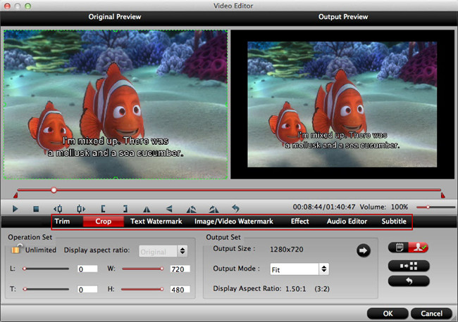 video editor in free dvdaid mac