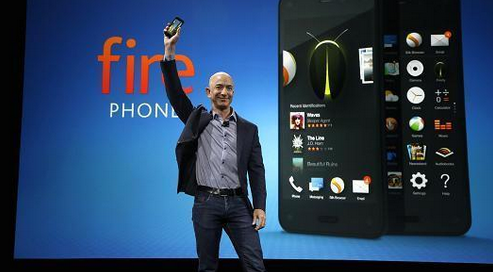 Amazon Released Its First Smart Phone – Amazon Fire Phone