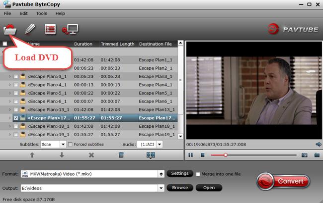 bytecopy load dvd