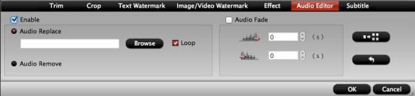 hd video converter mac audio editor