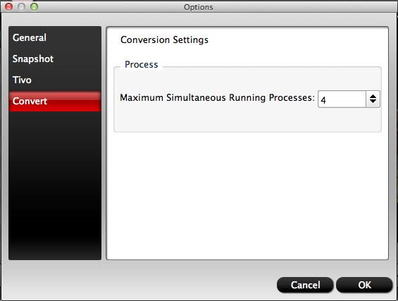 hd video converter mac conversion settings