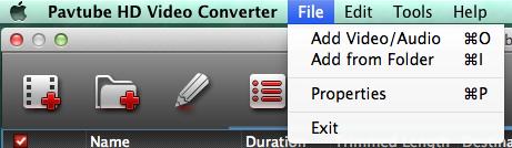 hd video converter mac file