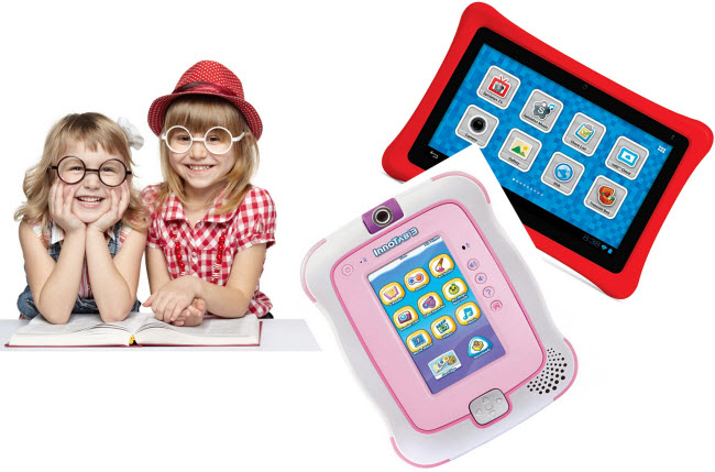 VTech New InnoTab for Kids Release 2014