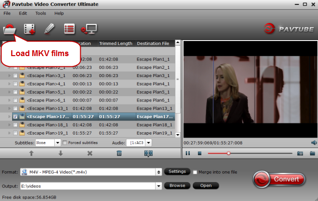 VLC Convert MKV to MP4 no Video (there is audio) | i-Loveshare