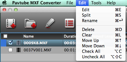 how to change format on a mac