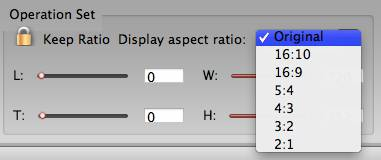 video converter mac aspect ratio