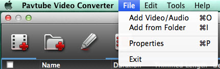 video converter mac file