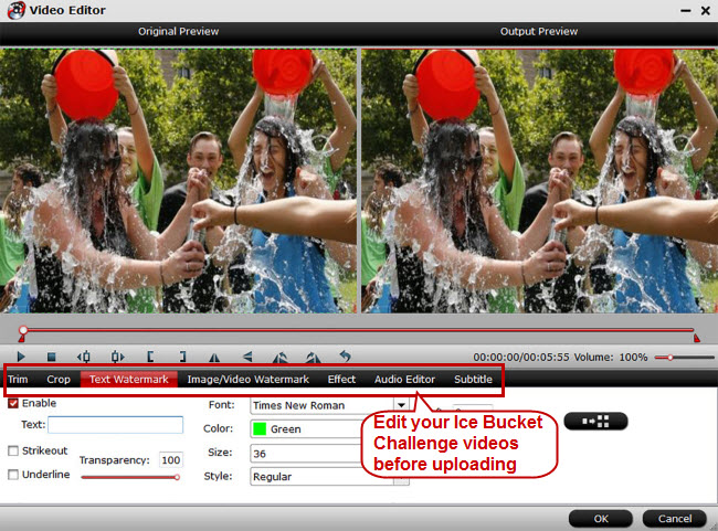 edit-recorded-ice-bucket-challenge-videos