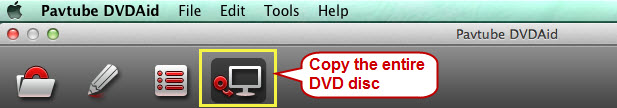 full disc dvd backup