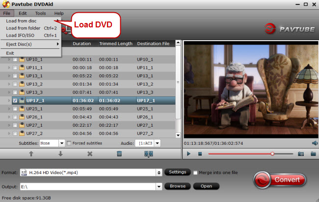 load dvd to dvd converter