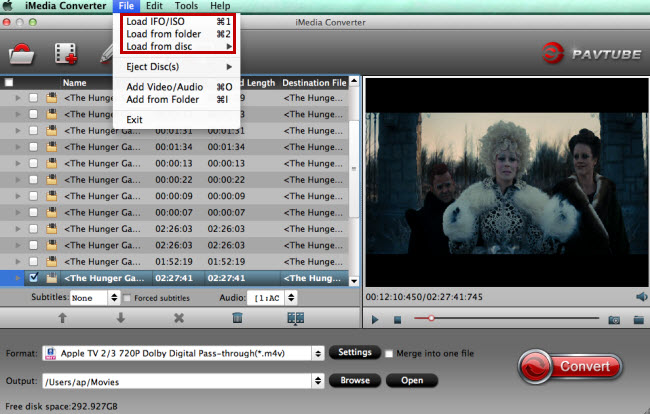 load videos with-5.1audio