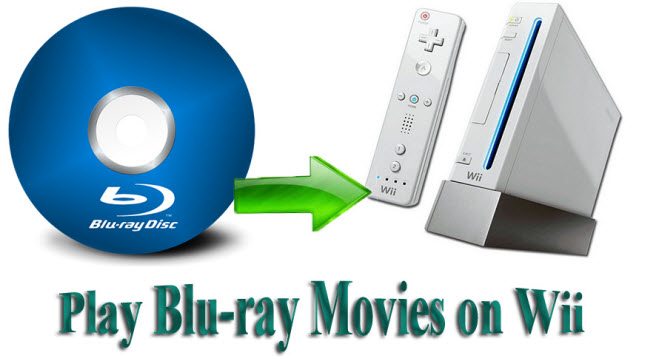 play blu-ray movies on wii