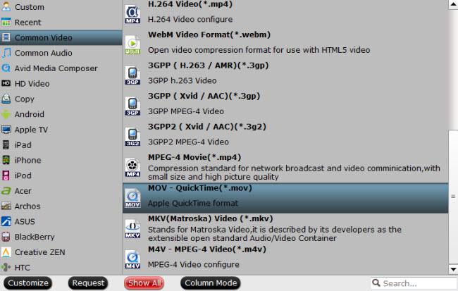 convert drum instructional dvd to proper video format