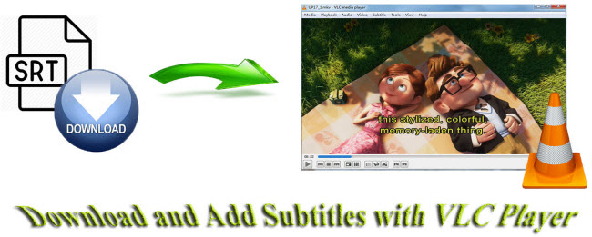Use VLC Player to Download & Add Subtitles