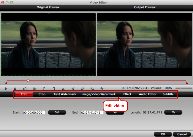 edit video before converting to mac yosemite