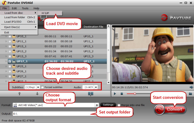 import dvd to dvd to wd elements play converter DVDAid 4.8.6.6 Retail + Crack