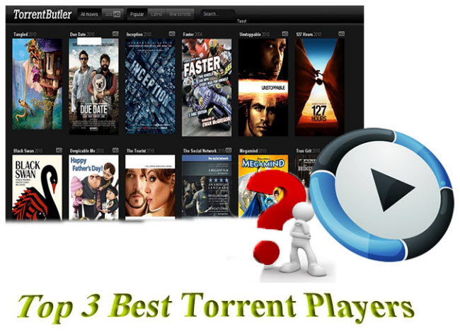 Top 3 Best Torrent Players