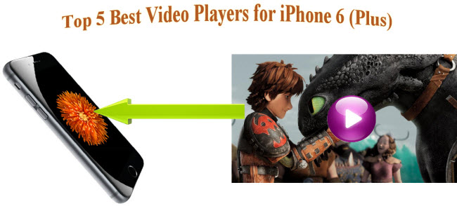 top best video players for iphone 6 plus
