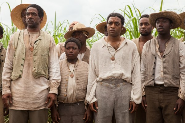 top dvd rentals 12 years a slave