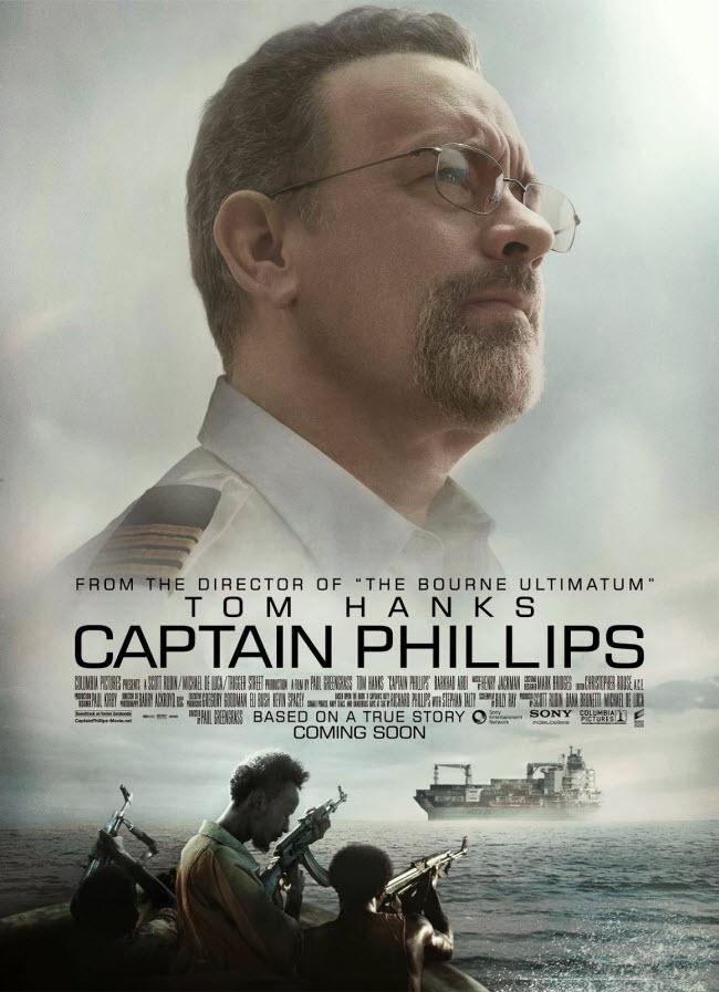 top dvd rentals captain phillips