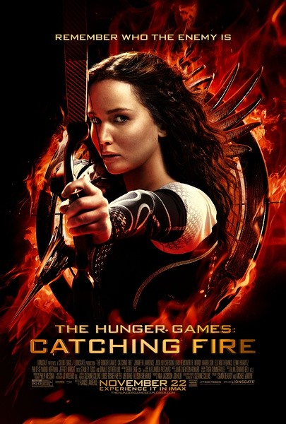 top dvd rentals catching fire