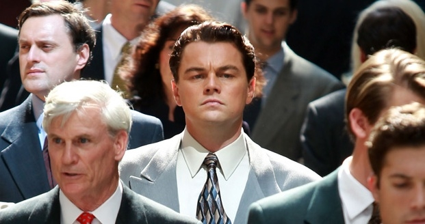 top dvd rentals the wolf of wall street