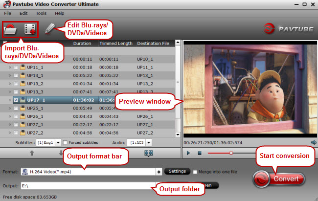top video converer pavtube video converter ultimate