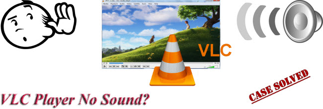 vlc no sound solved