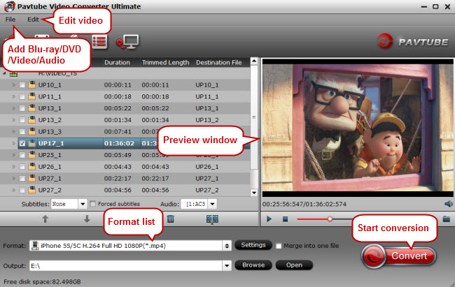 top best video converter pavtube video converter ultimate