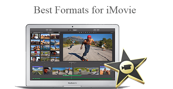 best formats for imovie