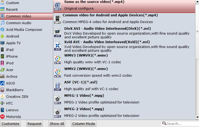 iTunes DRM video to MP4