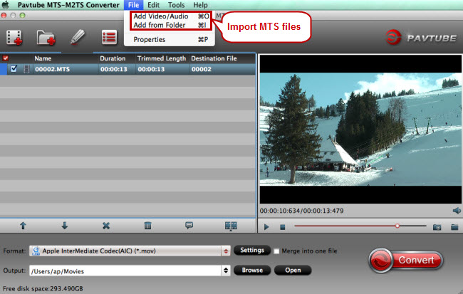 how to download imovie into mp4