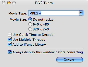 top youtube video audio converter for mac flv2itunes