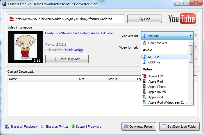 free youtube downloader hd for mac