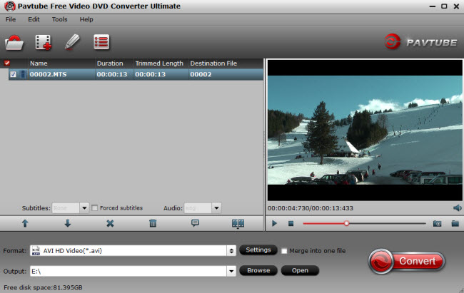 top free video converter for pc pavtube free video dvd converter