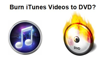 Burn iTunes Video to DVD