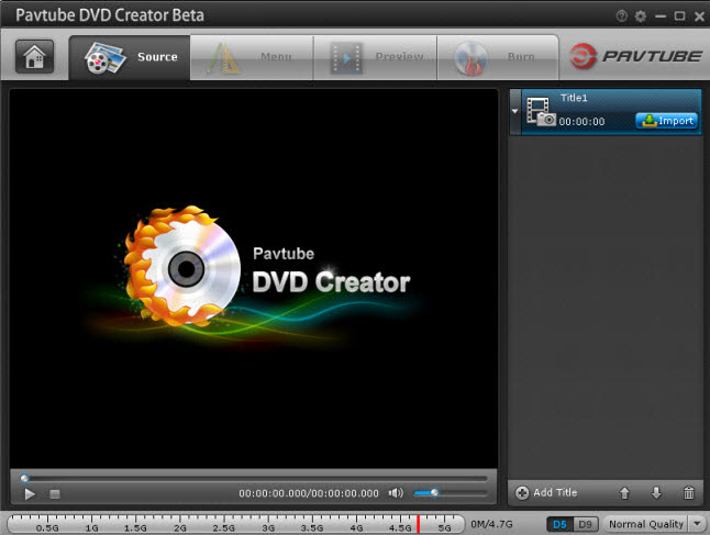 iTunes to DVD Burner