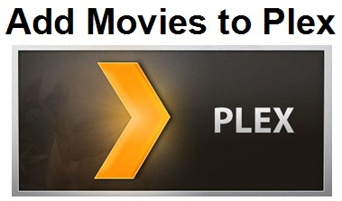 Add movies to Plex