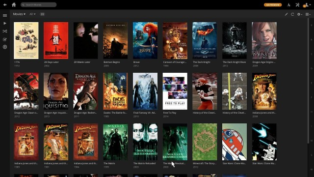 browse-plex-library