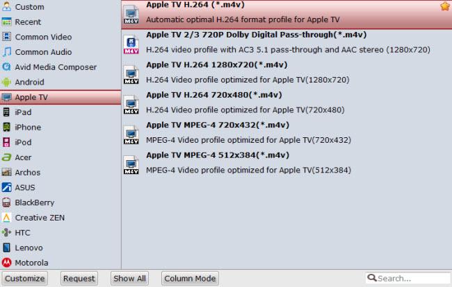 iTunes Rentals to Apple TV