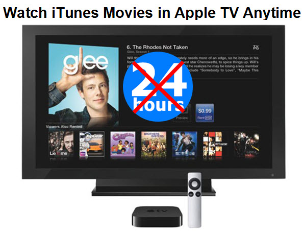 Keep iTunes Forever in Apple TV