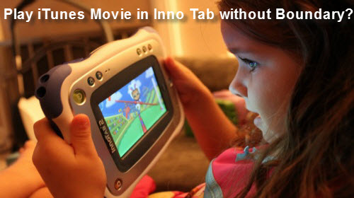 Play iTunes in Inno Tab