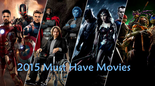 Top Hollywood films to look forward in 2015 – Best movie year of Hollywood