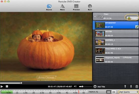 how to change the thumbnail of a video file mac