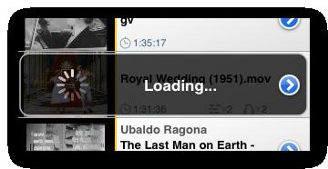 File loading StreamToMe