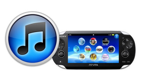 iTunes TV Show to PS Vita
